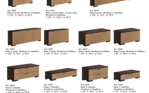 Emejing Mobili Pensili Soggiorno Contemporary - House Design Ideas ...