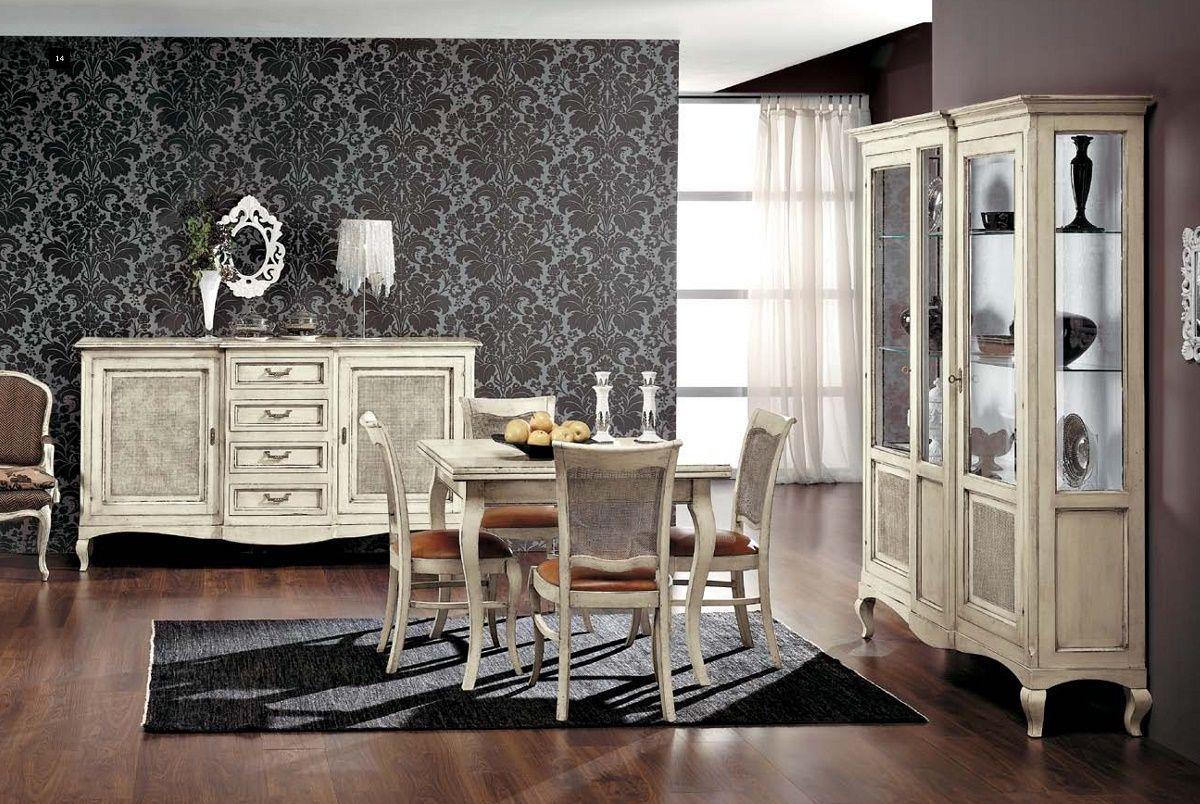 Sala anta paglia di vienna df mobili classici - Mobili per sala classici ...