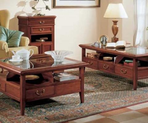 Tavolini da salotto df mobili classici - Mobili da salotto classici ...