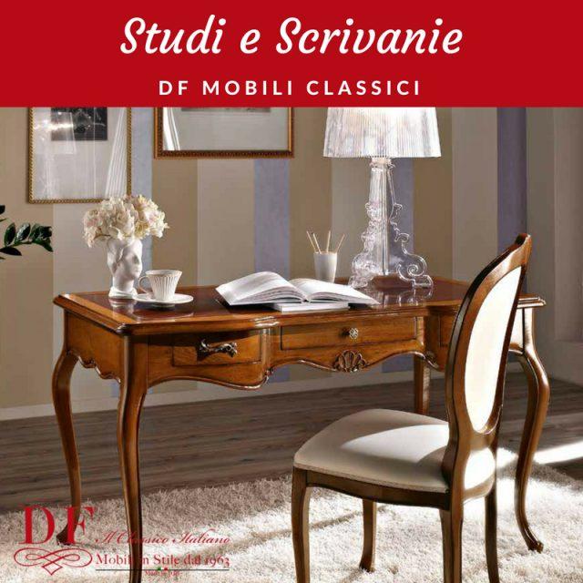 Negozi Mobili Classici Roma.Df Mobili Classici Df Il Classico Italiano
